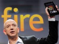 Amazon готовит три планшета Kindle Fire нового поколения
