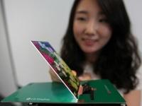 LG представила самый тонкий в мире Full HD дисплей