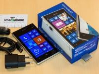Первые впечатления от смартфона Nokia Lumia 925 и Asha 501