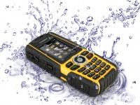 teXet TM-540R – защищенный телефон с рацией Walkie-Talkie