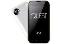 QUMO представила новый 4-ядерный Android-смартфон Quest 454