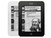 В продажу поступил ONYX BOOX i63ML Maxwell белого и темно-серого цвета