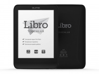 Libro Basic, Libro Lux, Libro TouchLux – новые электронные книги QUMO