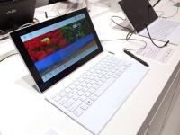 Sony показала самый тонкий планшет на базе Windows 8