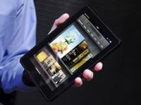 Новый 7-дюймовый планшет Kindle Fire HD на фотографиях