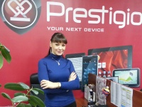 Ольга Пархоменко, Prestigio: «Готовится большое обновление планшетов»
