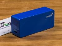 Обзор внешнего аккумулятора Genius ECO-u261