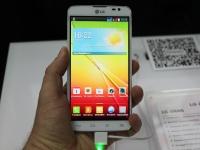 Смартфон LG G Pro Lite официально презентован в Украине