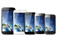 Thunder Q4.5, Trooper X3.5, X4.0, X4.5, X5.0 и X5.5 — Android-смартфоны от бывших сотрудников HTC