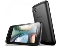 Lenovo выпускает на украинский рынок смартфоны A369i и A516