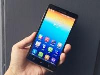 Lenovo официально представила 5.5-дюймовый Vibe Z с Snapdragon 800