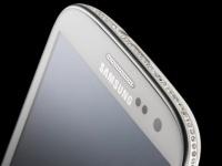 Samsung Galaxy S4 украсили кристаллами Swarovski