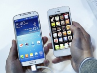 Samsung Galaxy S4 и iPhone 5S в ТОП-10 поиска Google за 2013 год