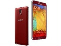 Samsung представила Galaxy Note 3 в красном