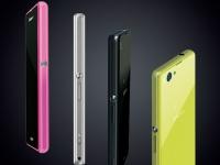 Стартовали продажи 4.3-дюймового Sony Xperia Z1F
