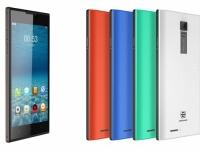 Unistar U5 Wind — тонкий 4-ядерный смартфон с поддержкой dual-SIM