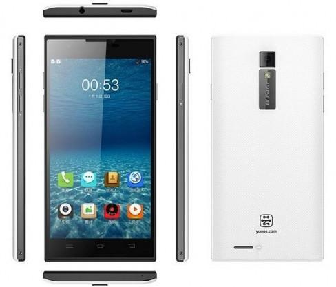 Unistar U5 Wind — тонкий 4 ядерный смартфон с поддержкой dual SIM