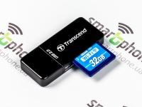 Обзор карты памяти Transcend Wi-Fi SD (32ГБ)