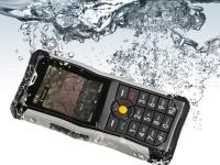 CES 2014: Cat B100 — сверхпрочный телефон от производителя бульдозеров Caterpillar