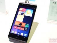 CES 2014: Hisense X1 — 6.8-дюймовый фаблет с поддержкой сетей LTE
