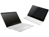 Новое поколение Ultra PC и Tab-Book 2 от LG представлены на CES 2014
