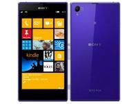 Sony планирует выпускать смартфоны на базе ОС Windows Phone