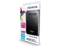 ADATA анонсировала внешний аккумулятор PV100 емкостью 4200 мАч