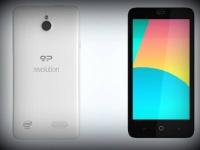 Опубликованы первые фото Geeksphone Revolution с Firefox и Android на борту