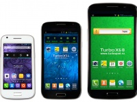 TurboX X1, X5 L и X6 B — бюджетные Android-смартфоны с поддержкой двух SIM-карт