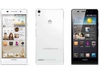 Huawei представила ультратонкий смартфон Ascend P6 S