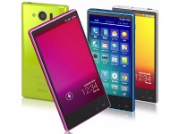 Sharp AQUOS Serie mini SHL24 — 4.5-дюймовый смартфон в ярких корпусах