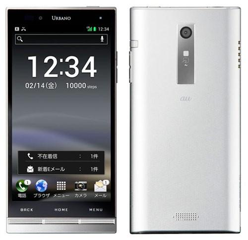 Kyocera Urbano L02 — 4.7 дюймовый Android смартфон с пыле  и влагозащищенным корпусом