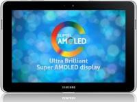 В следующем месяце начнется массовое производство AMOLED-дисплеев для планшетов Samsung