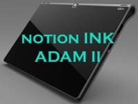 Notion Ink Adam II - планшет с двумя дисплеями появился в Европе
