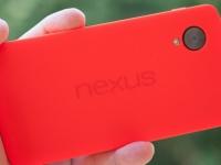 Красный LG Nexus 5 дебютирует в Google Play Store 4 февраля