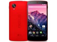 Красный Nexus 5 в продаже с 12 февраля по цене 4444 грн
