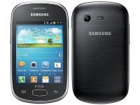 Samsung Star Trios — бюджетный смартфон с поддержкой трех SIM-карт