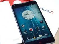 ZTE анонсирует фаблет Nubia Z7 в марте или апреле
