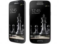 В Украине стартуют продажи Galaxy S4 и Galaxy S4 mini Black Edition