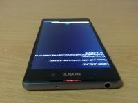 Особенности интерфейса флагмана Sony D6503 Sirius запечатлели на видео