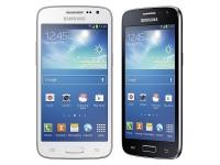 Samsung представила бюджетный смартфон Galaxy Core LTE