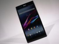 Японская Sony готовит Xperia Z2 Ultra