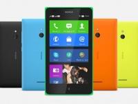 MWC 2014: Nokia представила линейку смартфонов Nokia X
