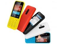 MWC 2014: Nokia 220 - бюджетный телефон с поддержкой Dual-sim