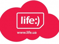Рост дата-трафика в сети оператора life:) составил 74%