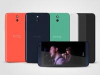 HTC представила первые два смартфона обновленной линейки Desire