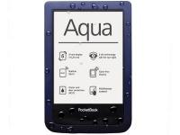 Pocketbook представит первый в мире влагостойкий ридер Aqua