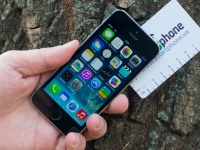 Анонс обзора Apple iPhone 5S 16ГБ + 3G интернет от Интертелеком