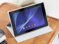 Xperia Z2 Tablet скоро в Украине