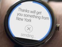 Состоялся анонс платформы Google Android Wear